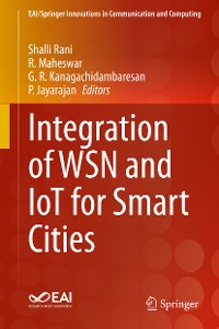 Cover Integration of WSN and IoT for Smart Cities