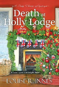 Cover Death at Holly Lodge