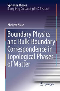 Cover Boundary Physics and Bulk-Boundary Correspondence in Topological Phases of Matter