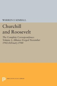 Cover Churchill and Roosevelt, Volume 2