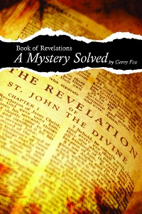 Cover Book of Revelation - A Mystery Solved