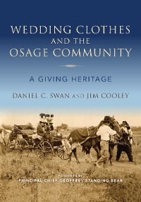 Cover Wedding Clothes and the Osage Community