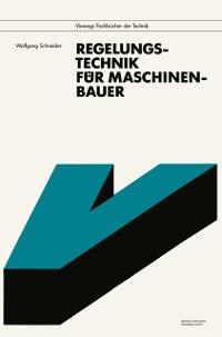 Cover Regelungstechnik fur Maschinenbauer