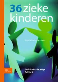 Cover 36 zieke kinderen