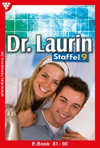 Cover Dr. Laurin Staffel 9 – Arztroman