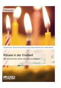 Cover Rituale in der Kindheit