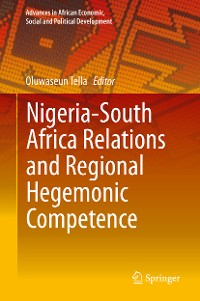Cover Nigeria-South Africa Relations and Regional Hegemonic Competence