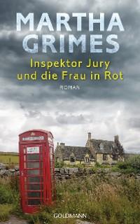 Cover Inspektor Jury und die Frau in Rot