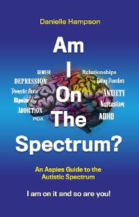 Cover Am I On The Spectrum? An Aspies Guide to the Autistic Spectrum Iam on it and so are you!