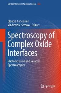 Cover Spectroscopy of Complex Oxide Interfaces
