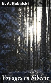 Cover Voyages en Sibérie