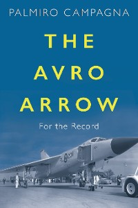 Cover The Avro Arrow