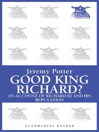 Cover Good King Richard?