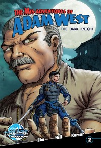 Cover Misadventures of Adam West: Dark Night #2