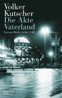 Cover Die Akte Vaterland