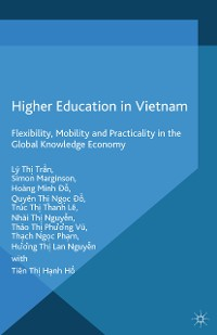 Cover Higher Education in Vietnam