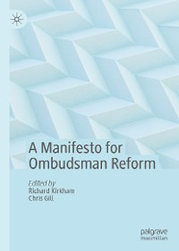 Cover A Manifesto for Ombudsman Reform