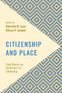 Cover Citizenship and Place