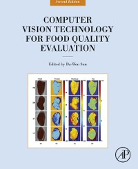 Cover Computer Vision Technology for Food Quality Evaluation