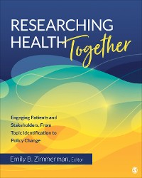 Cover Researching Health Together