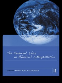 Cover Personal Voice in Biblical Interpretation