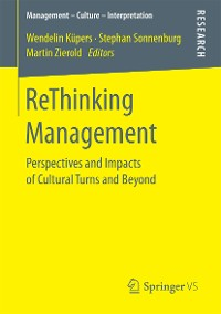 Cover ReThinking Management