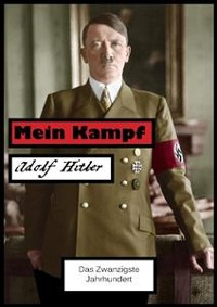 Cover Mein Kampf (German edition)