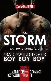 Cover The Storm. La serie completa