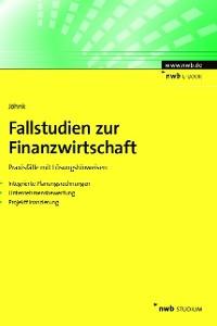 Cover Fallstudien zur Finanzwirtschaft