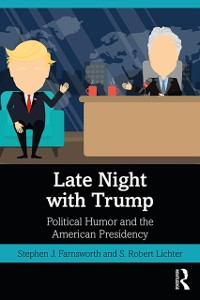 Cover Late Night with Trump