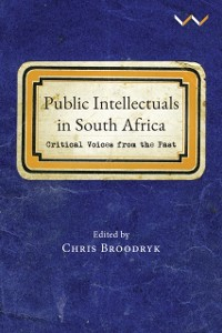 Cover Public Intellectuals in South Africa
