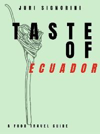 Cover Taste of... Ecuador