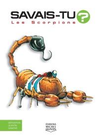 Cover Savais-tu? - En couleurs 5 - Les Scorpions