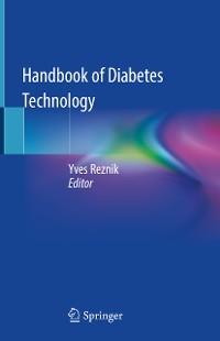 Cover Handbook of Diabetes Technology