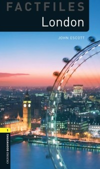 Cover London Level 1 Factfiles Oxford Bookworms Library