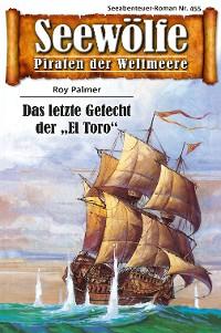 Cover Seewölfe - Piraten der Weltmeere 455