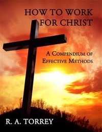 Cover How to Work for Christ