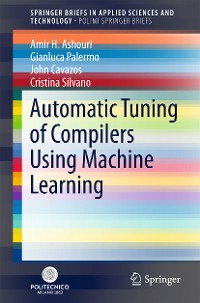 Cover Automatic Tuning of Compilers Using Machine Learning