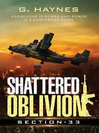 Cover SHATTERED OBLIVION