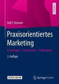 Cover Praxisorientiertes Marketing