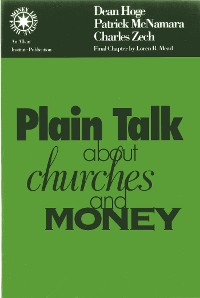 Cover Plain Talk about Churches and Money