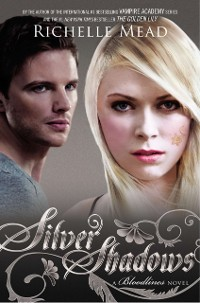 Cover Silver Shadows: Bloodlines Book 5