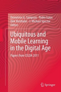 Cover Ubiquitous and Mobile Learning in the Digital Age