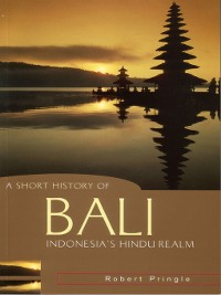 Cover A Short History of Bali