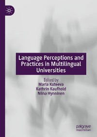 Cover Language Perceptions and Practices in Multilingual Universities