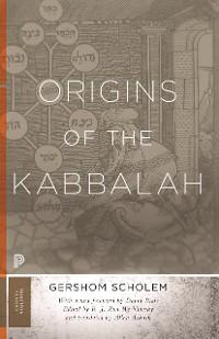 Cover Origins of the Kabbalah