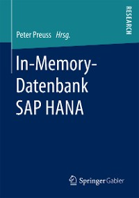 Cover In-Memory-Datenbank SAP HANA