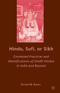 Cover Hindu, Sufi, or Sikh