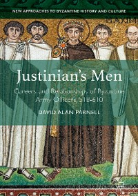 Cover Justinian's Men