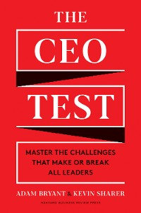 Cover The CEO Test